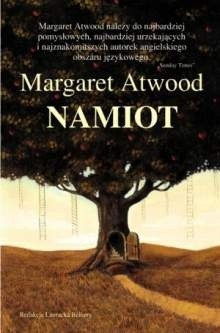 Okładka książki Namiot