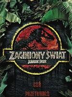 Okładka książki Jurassic Park: Zaginiony świat