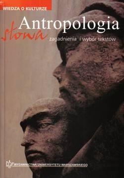 Okładka książki Antropologia słowa