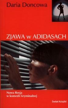 Okładka książki Zjawa w adidasach