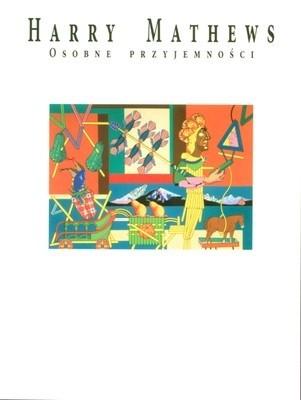 Okładka książki Osobne przyjemności