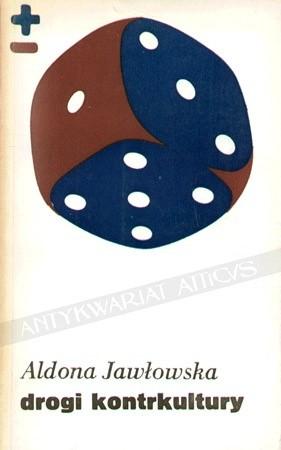 Okładka książki Drogi kontrkultury