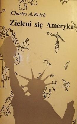 Okładka książki Zieleni się Ameryka