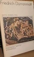Okładka książki Wizyta starszej pani