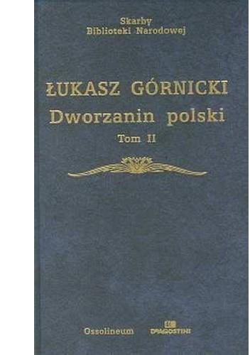 Okładka książki Dworzanin polski. Tom II