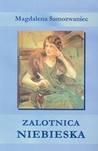 Okładka książki Zalotnica niebieska