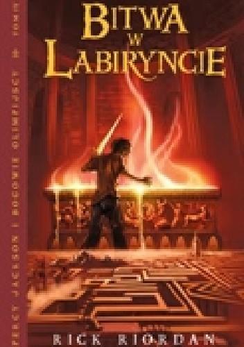 Okładka książki Bitwa w Labiryncie