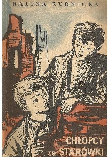 Okładka książki Chłopcy ze Starówki