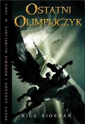 Okładka książki Ostatni Olimpijczyk