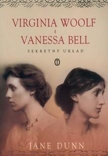 Okładka książki Virginia Woolf i Vanessa Bell. Sekretny układ.