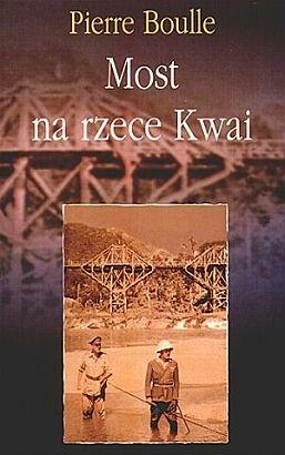 Okładka książki Most na rzece Kwai