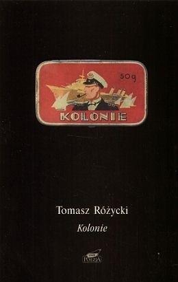Okładka książki Kolonie