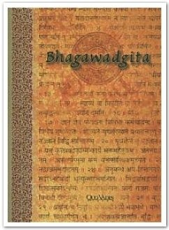 Okładka książki Bhagawadgita