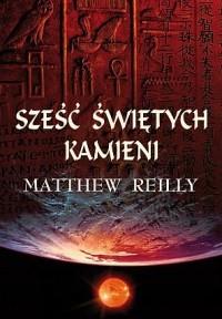 Okładka książki Sześć świętych kamieni