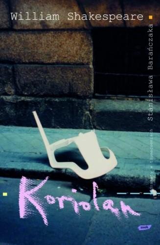 Okładka książki Koriolan