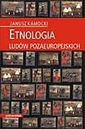 Okładka książki Etnologia ludów pozaeuropejskich