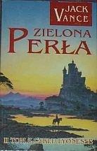 Okładka książki Zielona perła