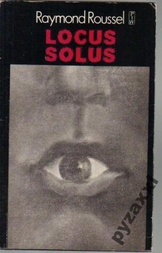Okładka książki Locus Solus