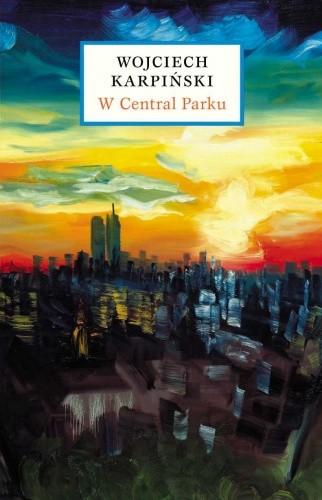 Okładka książki W Central Parku