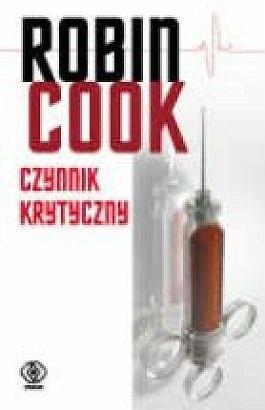 Okładka książki Czynnik krytyczny