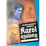 Okładka książki Karol Szalony