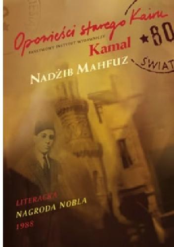 Okładka książki Kamal. Opowieści starego Kairu