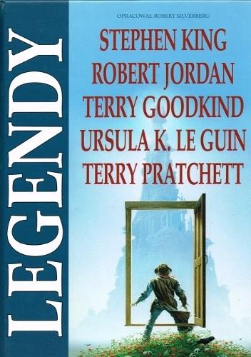 Okładka książki Legendy