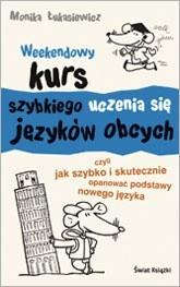 Okładka książki Weekendowy kurs szybkiej nauki języków obcych