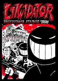 Okładka książki Likwidator: Decydujące starcie i pozostałe epizody