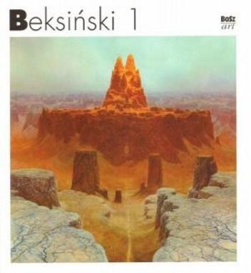 Okładka książki Beksiński 1