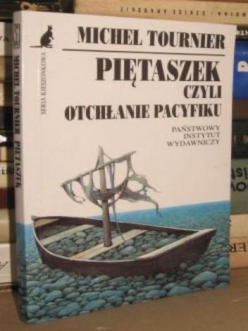 Okładka książki Piętaszek czyli Otchłanie Pacyfiku