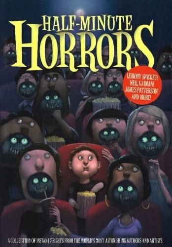 Okładka książki Half-Minute Horrors