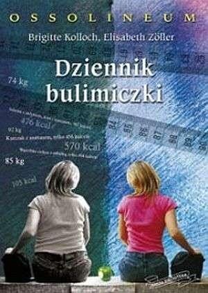 Okładka książki Dziennik bulimiczki