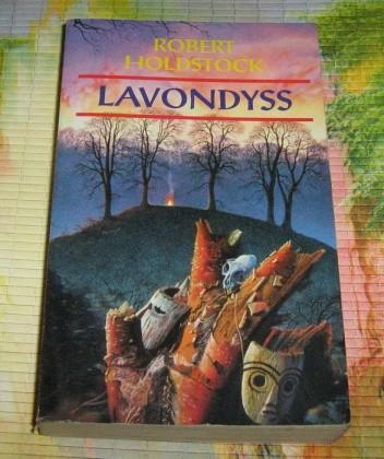 Okładka książki Lavondyss. Podróż do nieznanej krainy