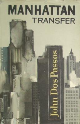 Okładka książki Manhattan Transfer