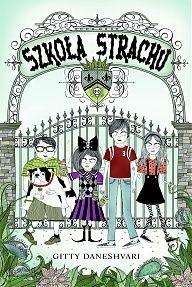 Okładka książki Szkoła strachu