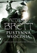 Pustynna Włócznia, księga I - Peter V. Brett