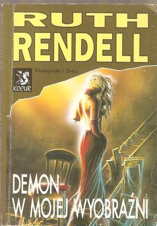 Okładka książki Demon w mojej wyobraźni