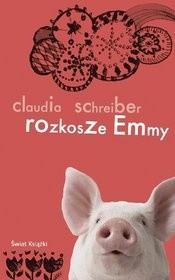 Okładka książki Rozkosze Emmy