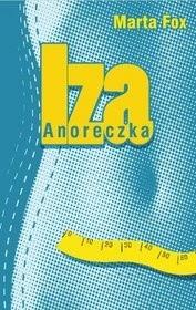 Okładka książki Iza Anoreczka