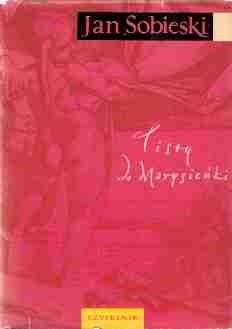Okładka książki Listy do Marysieńki