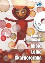 Okładka książki Misja Lolka Skarpetczaka