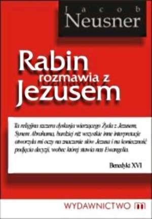 Okładka książki Rabin rozmawia z Jezusem