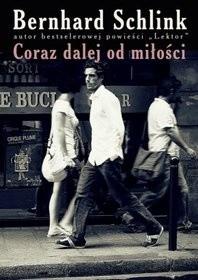 Okładka książki Coraz dalej od miłości