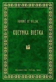 Okładka książki Kuzynka Bietka