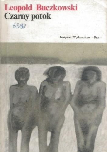 Okładka książki Czarny potok