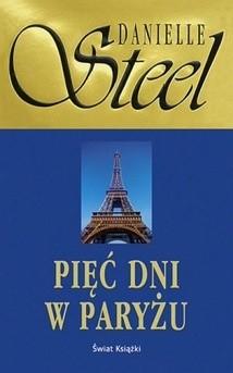 Okładka książki Pięć dni w Paryżu