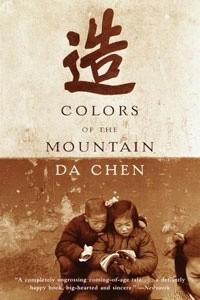 Okładka książki Colors of the Mountain