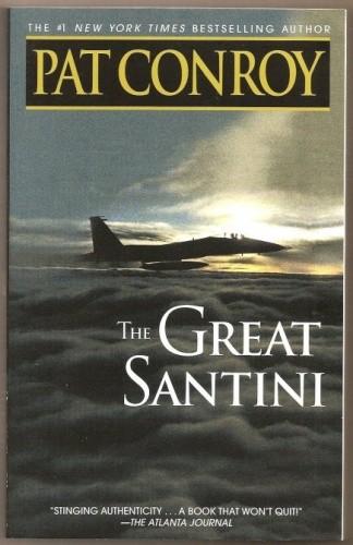 Okładka książki Wielki Santini