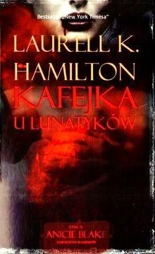 Okładka książki Kafejka U Lunatyków